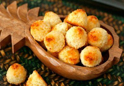 Топ 5 найпростіших рецептів печива з кокосовою стружкою