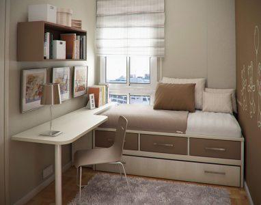 Розумний дизайн: Топ 5 хитрощів для маленької кімнати