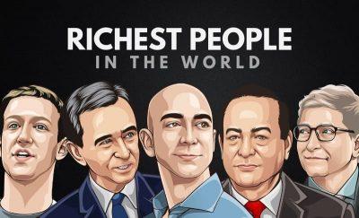 Топ 5 найбагатших людей світу – хто вони?