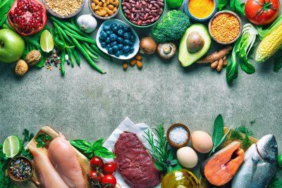 6 високобілкових обідів для схуднення і набору м'язів